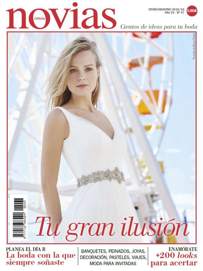 Lo ultimo en bodas Novias de España